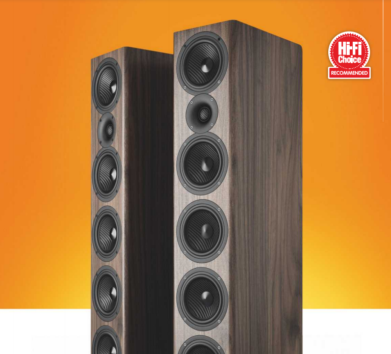 Acoustic Energy АЕ 520. Hi-Fi Choice Recommended